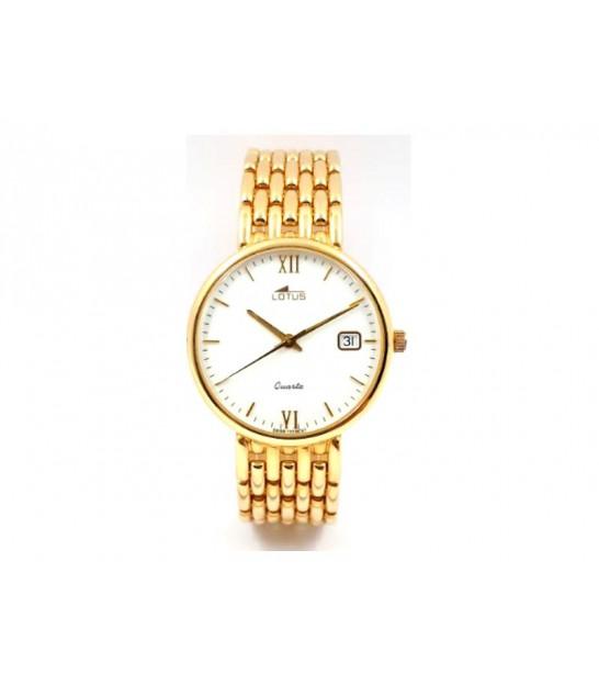 Rellotge Or Lotus Home 18KT