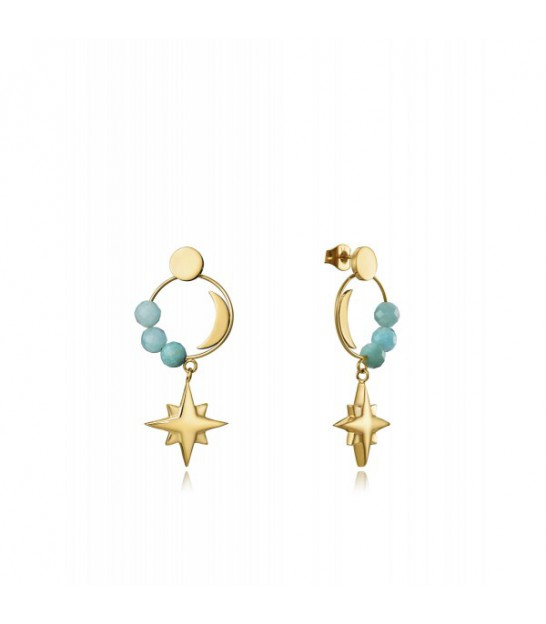 Pendientes Viceroy Kiss 15103E01012 mujer