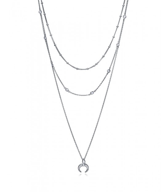 Collar triple VICEROY mujer