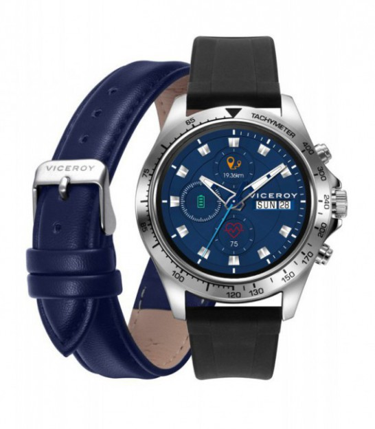Pack Smartwatch VICEROY 401253-80 hombre