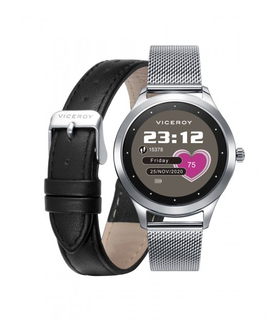 Pack Smartwatch VICEROY 401142-80 mujer