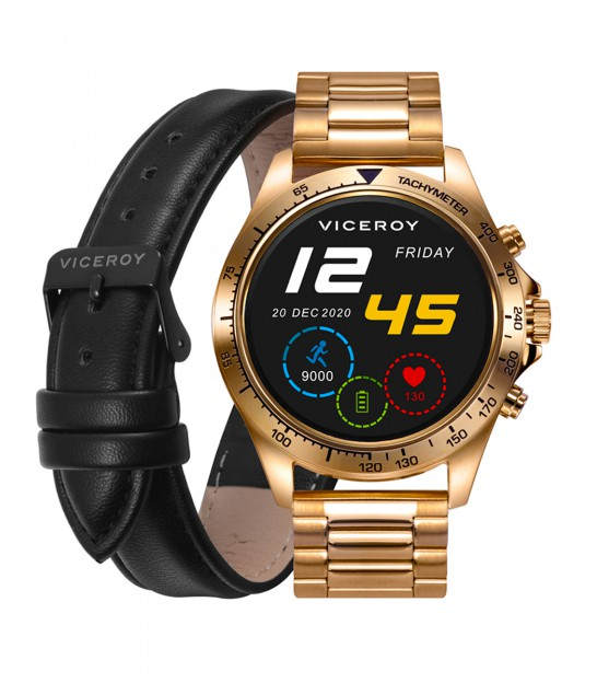 Pack Smartwatch VICEROY 401253-90 hombre