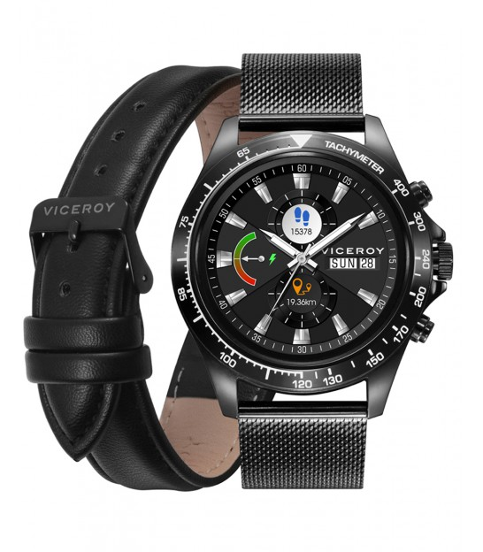 Pack Smartwatch VICEROY 401253-10 hombre