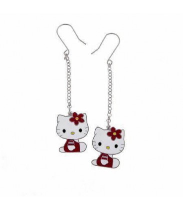 Arracades Hello Kitty Originals Nena