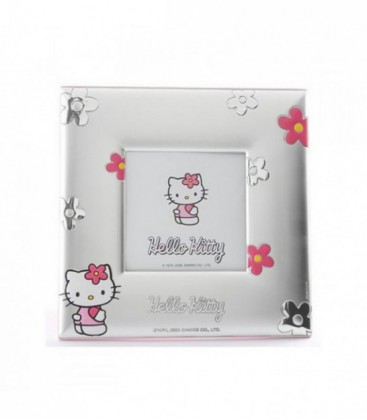 Marco Fotos Plata Hello Kitty