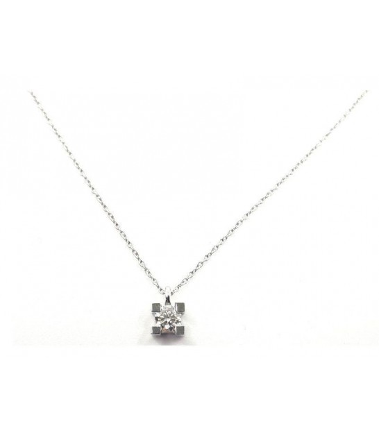 Penjoll Or Blanc 18kt Diamant